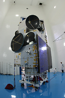 HY-2A Satellite first mockup